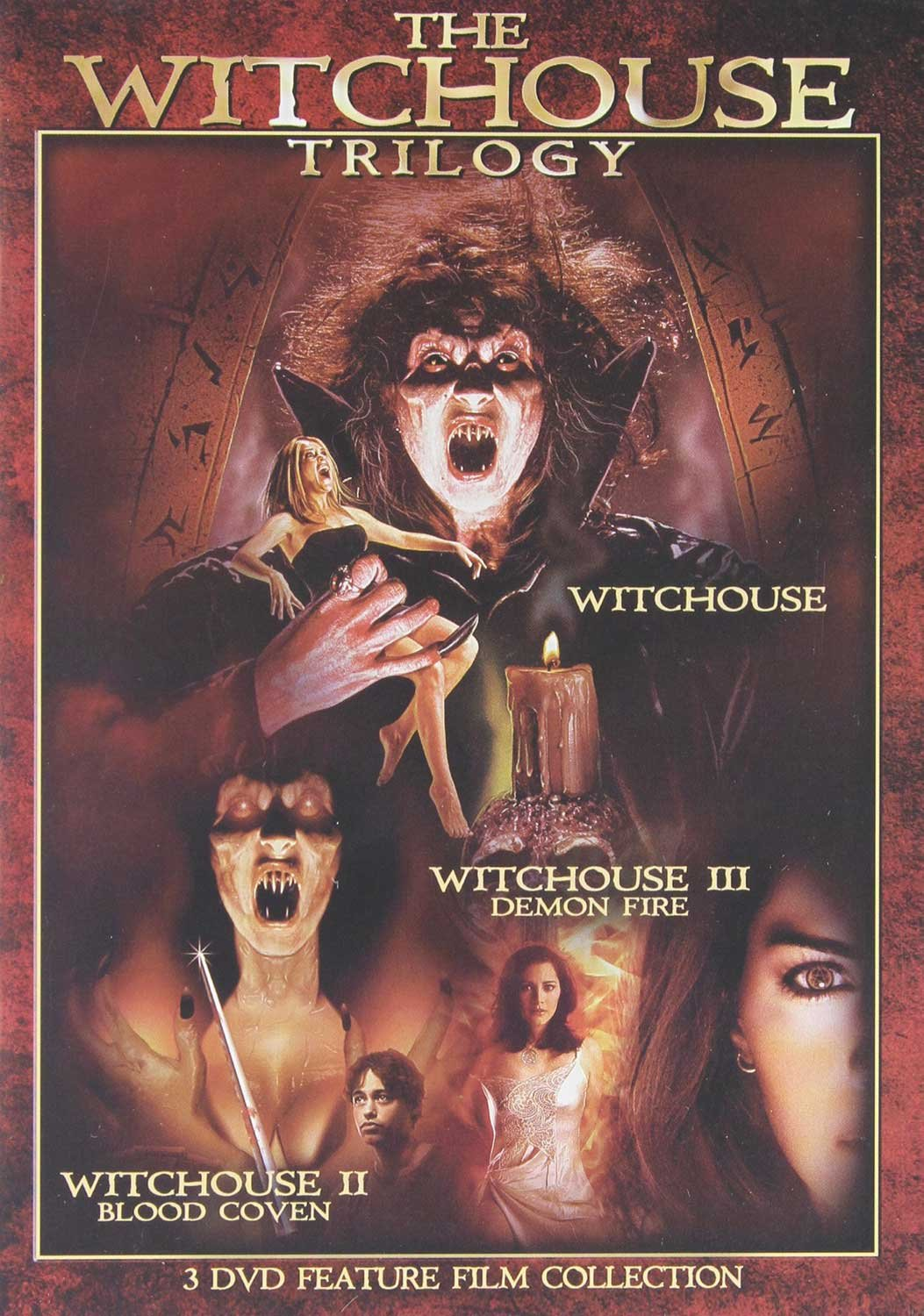 Witchouse 3 Pack Set
