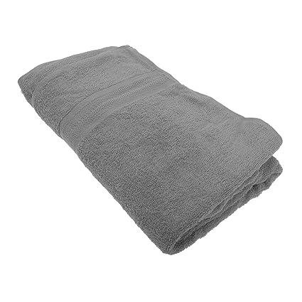 Jassz - Toalla Lisa de baño/Playa 180cm x 100cm (350 gsm) (