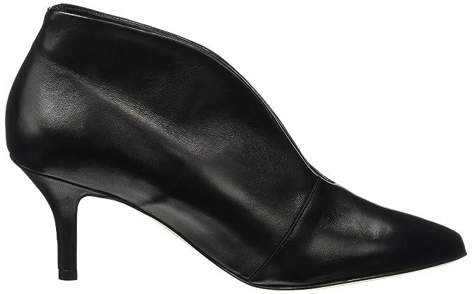 Womens Pump Laya Closed Toe Heels Strenesse 4wEpJ
