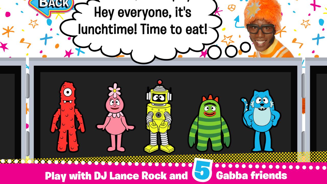 Coloring pages yo gabba gabba - Yo Gabba Gabba Games Online Free Coloring Pages Yo Gabba Gabba Games Online Free Coloring Pages
