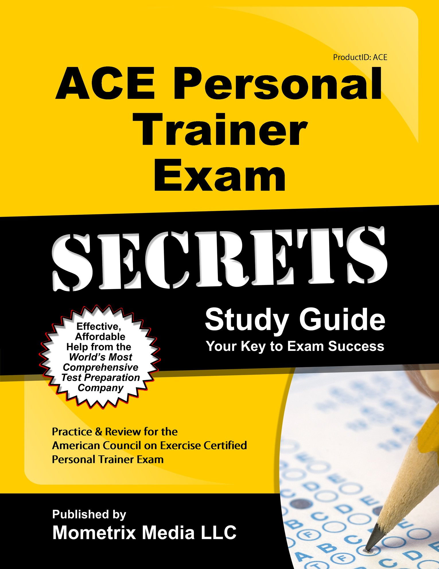 Amazon Buy Secrets Of The Ace Personal Trainer Exam Study Guide