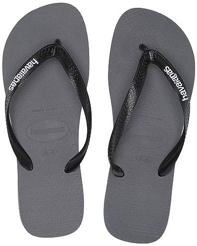 3c497959b Amazon.com  Havaianas Men s Top Logo Filete Flip Flop Sandal