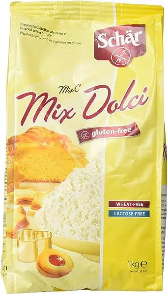 Dr. Schar Brot Mix Harina sin Gluten - 1000 gr - [Pack de 2 ...
