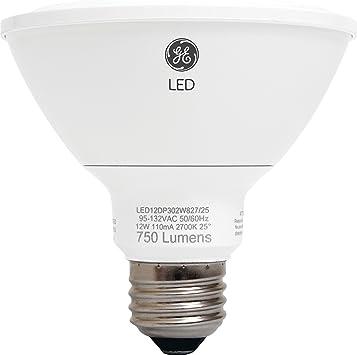 3000K Par30L Bright White Led Flood Light Bulb-Philips-420307 60W Visionled 10-Watt