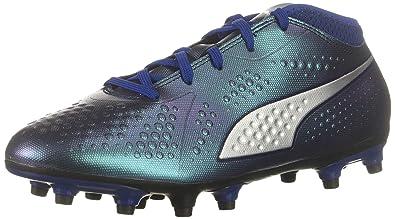 100% authentic ba63f 67030 PUMA - Kids One 4 Syn Fg Shoes, 1 Kids UK, Sodalite Blue