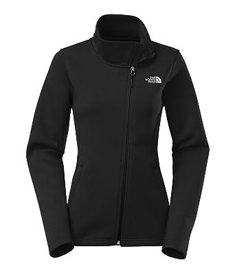 02fd35537 The North Face Women's Haldee Jacket, TNF Black Heather XS at Amazon ...