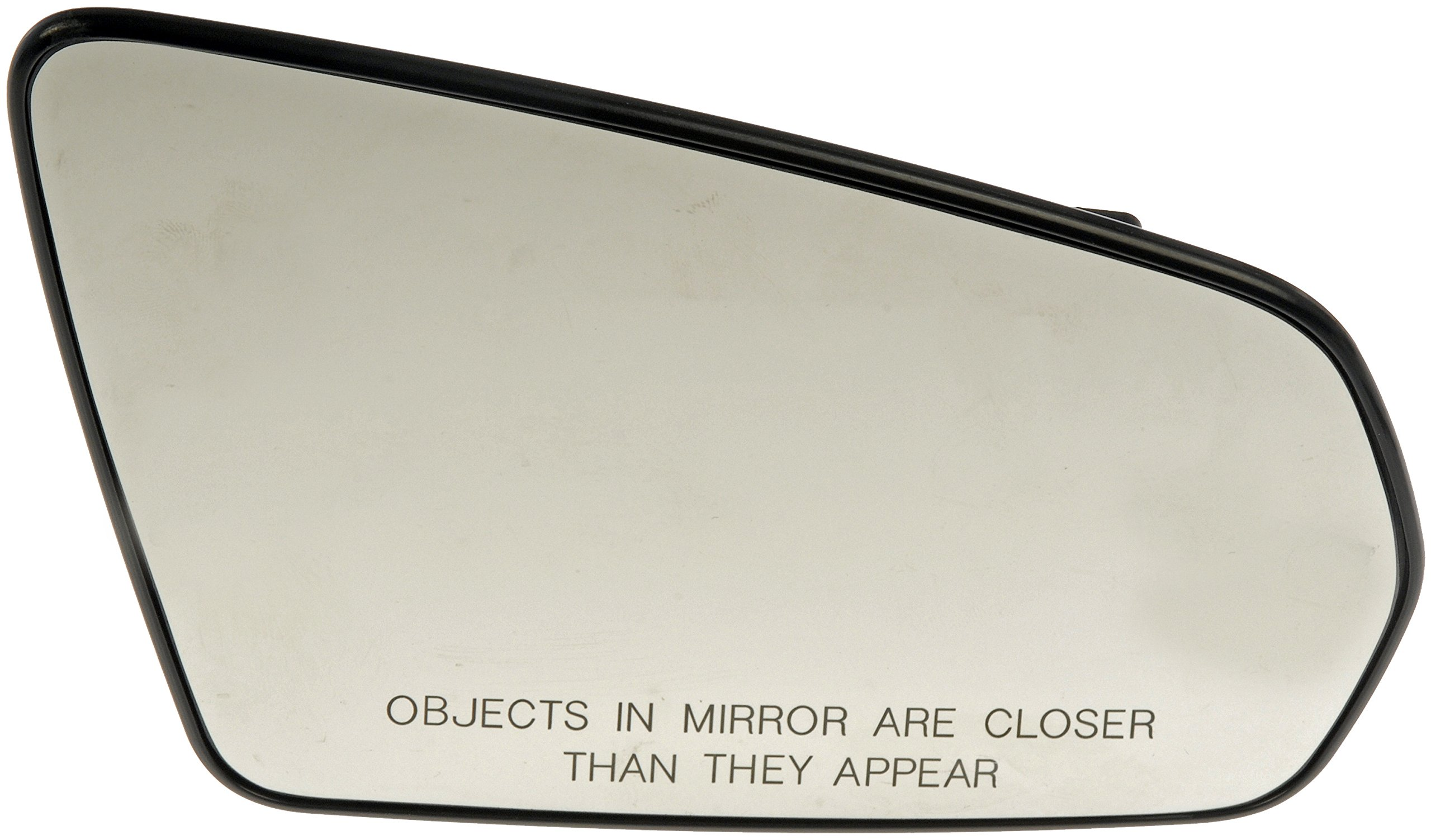 Dorman 56233 HELP!-Look! Passenger Side Non-Heated Plastic Backed Mirror Glass