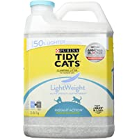 Purina Tidy Cats Lightweight Clumping Cat Litter; Instant Action Multi-Cat - 3.86 kg Jug