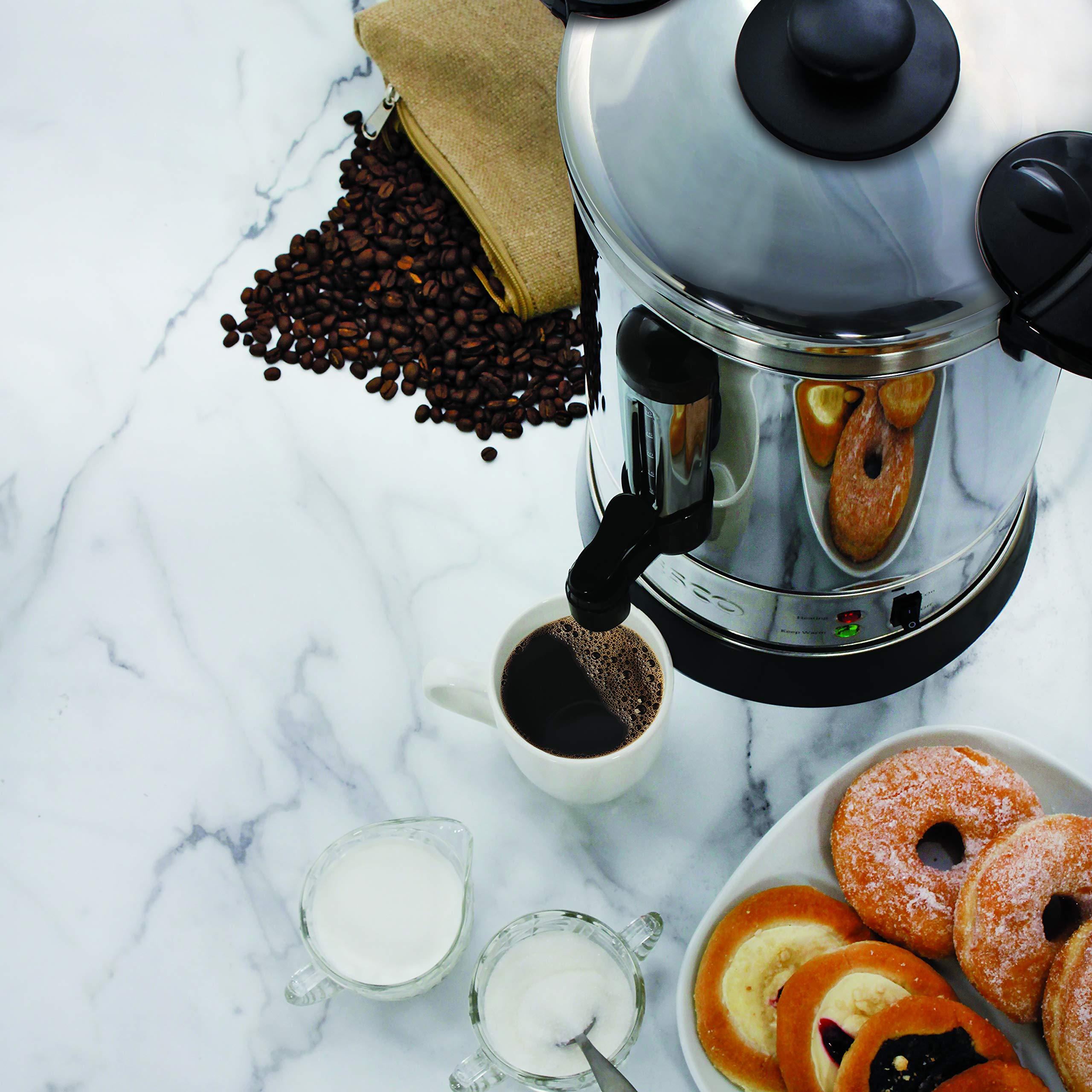Nesco CU-30 Professional Coffee Urn Stainless Steel by Nesco (Image #5)