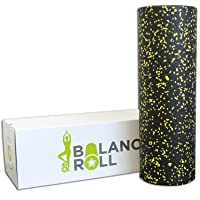 Balance Roll XL - 45 cm lang - Made in Germany - Faszienrolle - verschiedene Varianten - mit Trainingsanleitung !