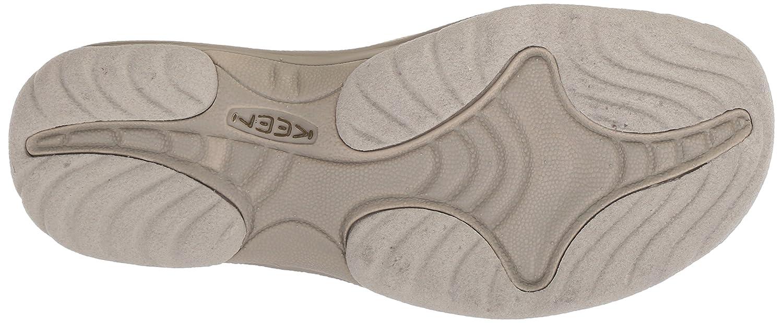 KEEN Women's Bali Sandals B07228HG22 9 B(M) US|Agate Grey/Dark Olive