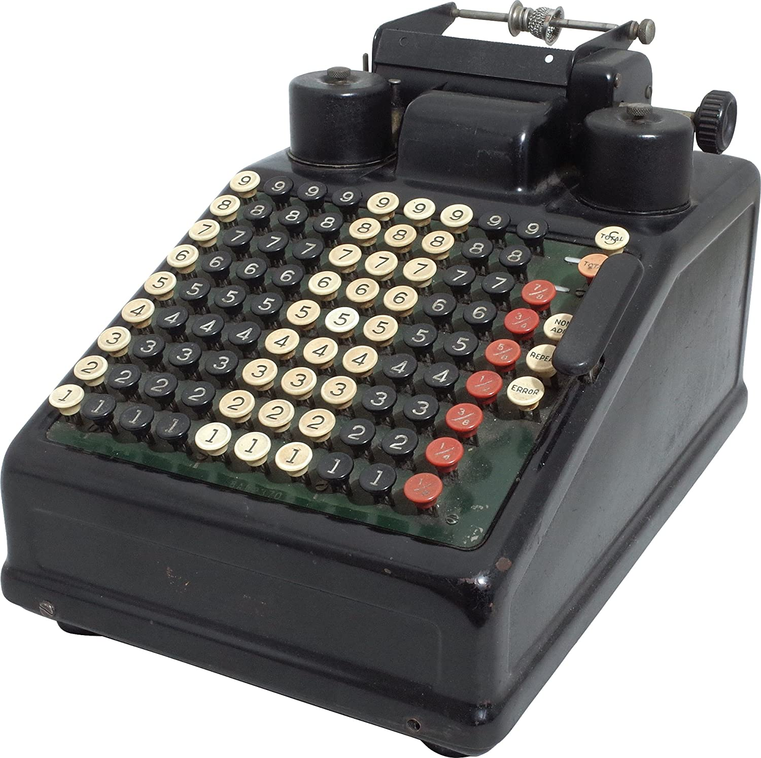 Burroughs Adding Machine バロース 加算機 Type-3 B06XCFF7HF