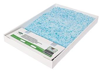Petsafe scoopfree basura bandeja de cristal de repuesto, color azul