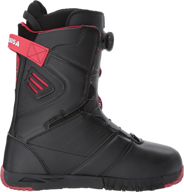 Men Sports & Outdoors DC Mens Judge Dual Boa Snowboard Boots