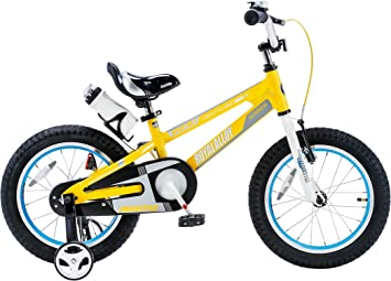 1 Aluminum Kids Bike 12-14-16-18 inch Wheels Royalbaby Space No Three Colors Available