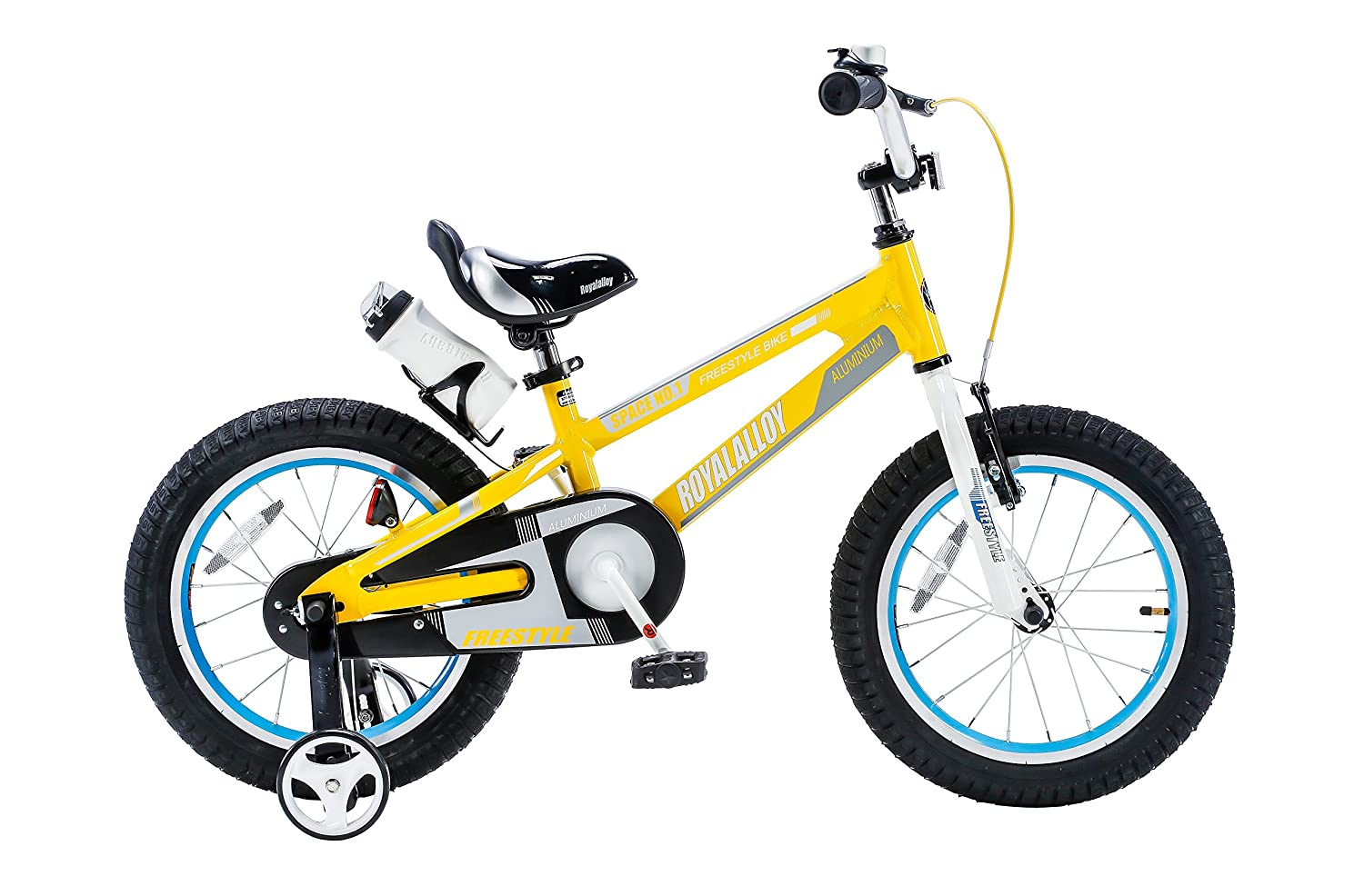 RoyalBaby Space 16 Inch Aluminum Bike