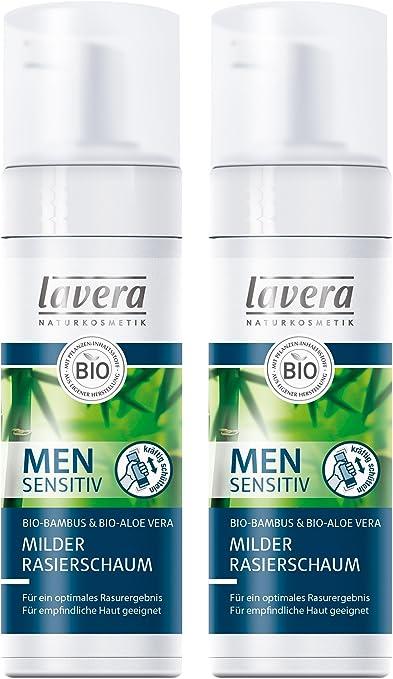 Lavera sensible leve aumento - Cuidado Facial para Hombre 2er Pack (2 x 150 ml): Amazon.es: Belleza