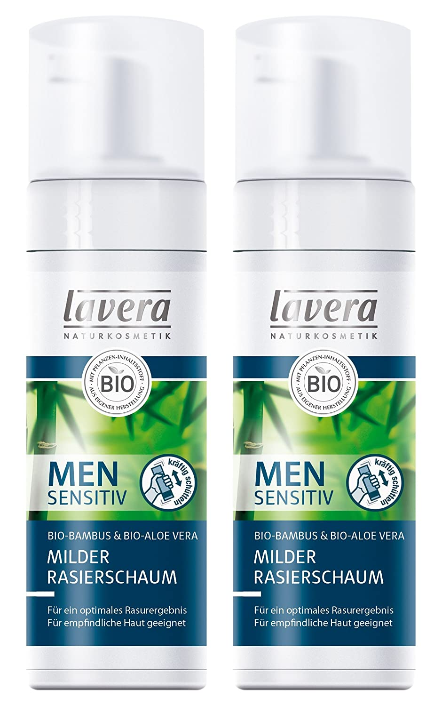 Lavera sensible leve aumento - Cuidado Facial para Hombre 2er Pack (2 x 150 ml) 104115