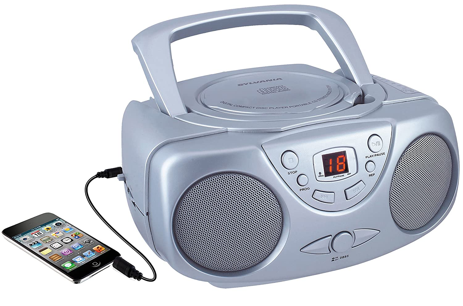 Cd radio player