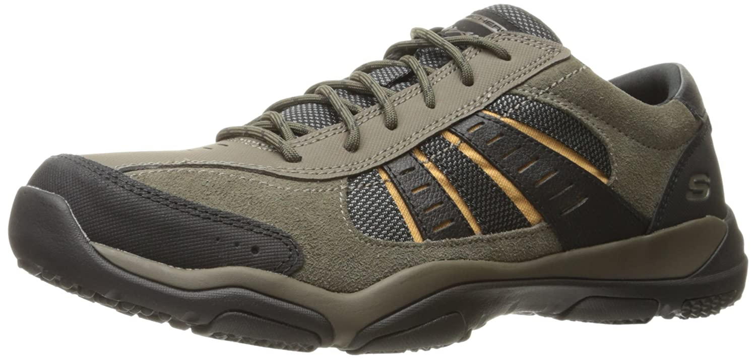 d3d425ab4716 Skechers Men s Larson-Alton Trainers  Amazon.co.uk  Shoes   Bags