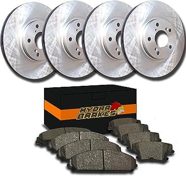 See Desc. 2005 Chevy Malibu Maxx Rotors Ceramic Pads F OE Replacement
