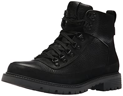 Cole Haan Men's Keaton Hiker WP II,Black,10 Medium US