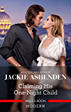 Claiming His One-Night Child (Shocking Italian Heirs Book 2)