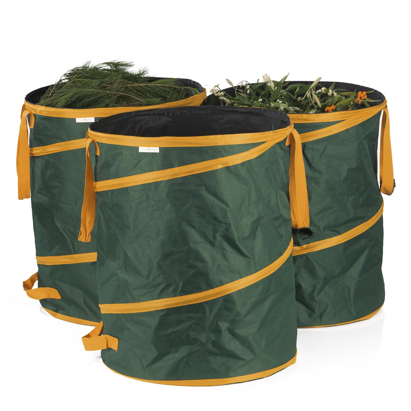 Gartensack verschließbar - Gartenabfallsack verschließbar - Gartenabfalltasche