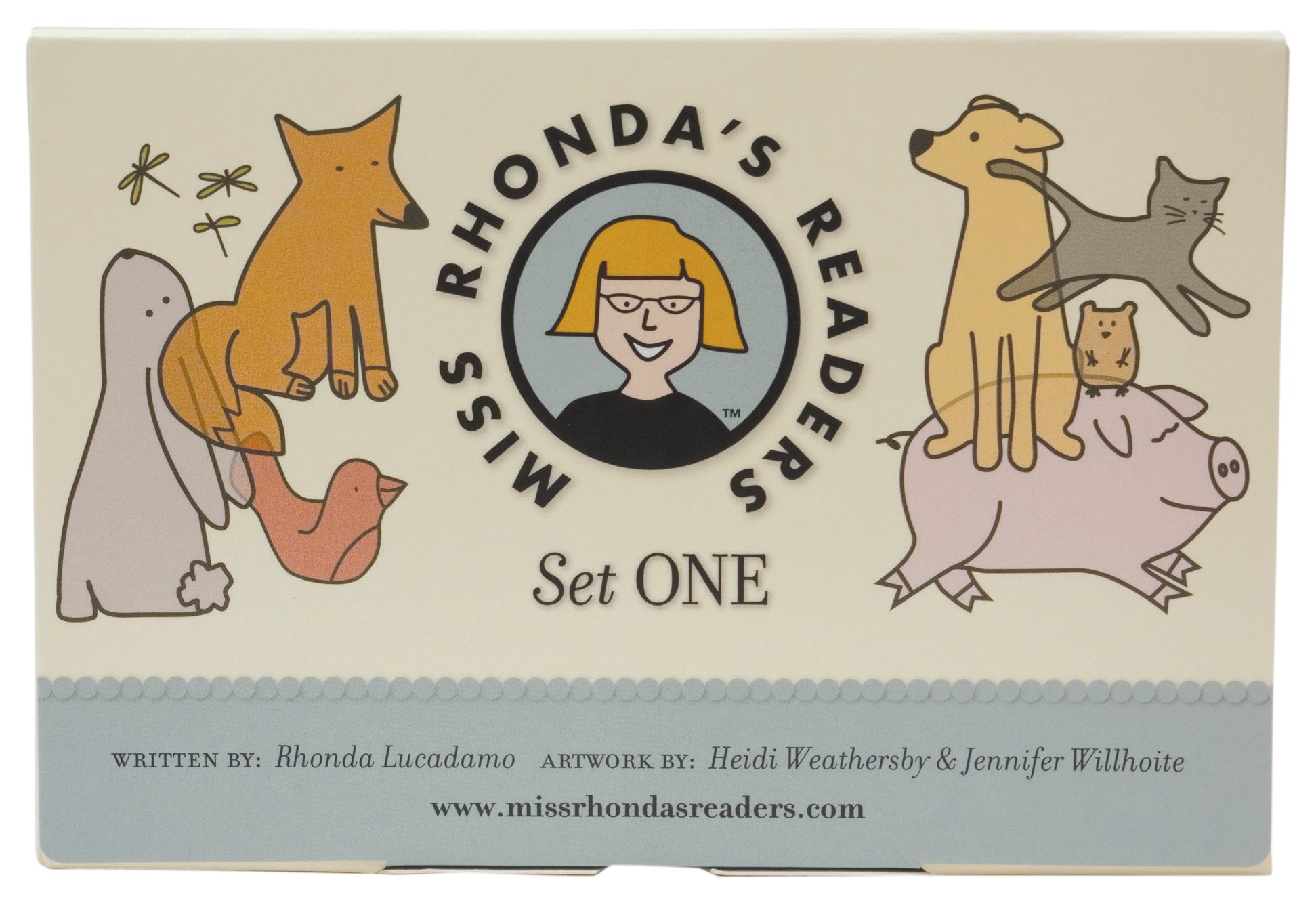 Download Miss Rhonda's Readers: Set ONE PDF