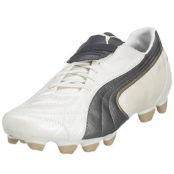 5f83f8fd467d31 Puma King Exec I FG Football Boot - White  Amazon.co.uk  Sports   Outdoors