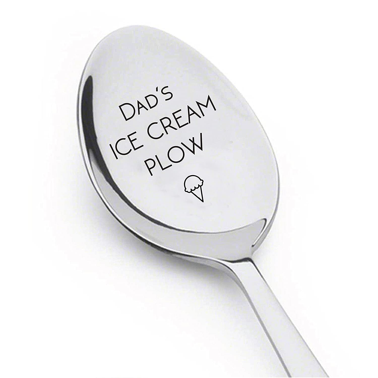 dads ice cream spoon