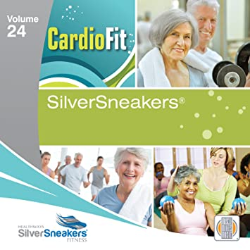 Muscle Mixes Music - Silver Sneakers Vol 24 - Cardio Fit - Amazon ...