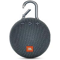 JBL JBLCLIP3BLU Taşınabilir Bluetooth Hoparlör, Mavi