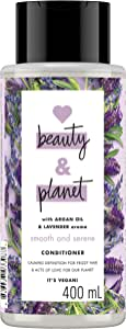 Love Beauty And Planet Conditioner Argan Oil & Lavender, 400ml