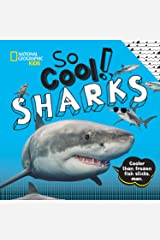 So Cool! Sharks Hardcover