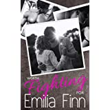 Worth Fighting For: A Kit and Bobby Rollin On Novella (Rollin On Series Early Years Book 5)