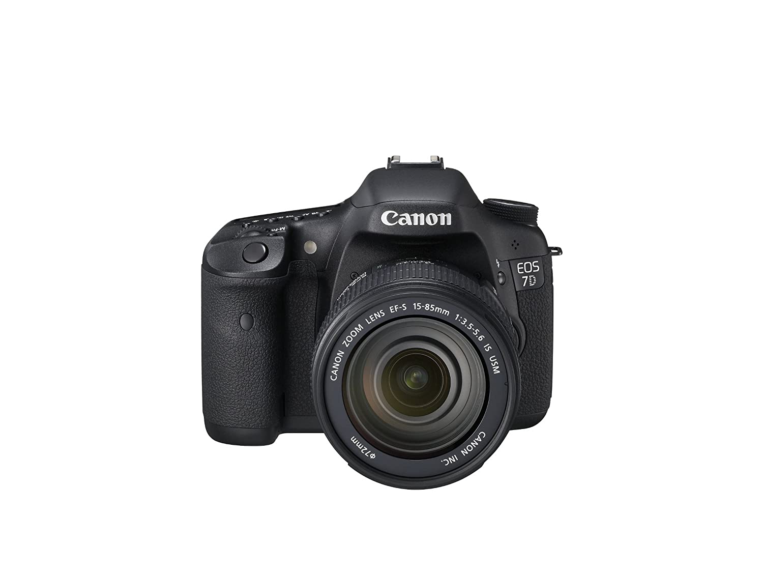 Canon EOS 7D - Cámara Réflex Digital 18 MP (Objetivo EF-S 18-135mm ...