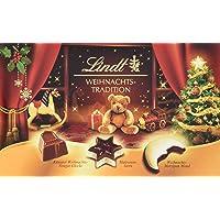 Lindt Weihnachts-Tradition Pralinés,  137 g
