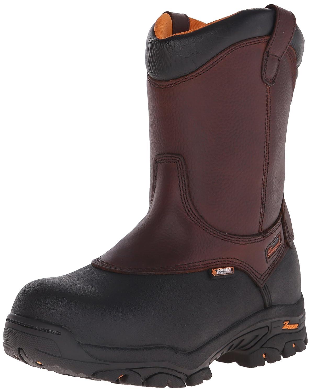 Thorogood Men's Wellington 8 Inch Safety Toe Work Boot Weinbrenner Shoe Company Inc. (Thorogood)