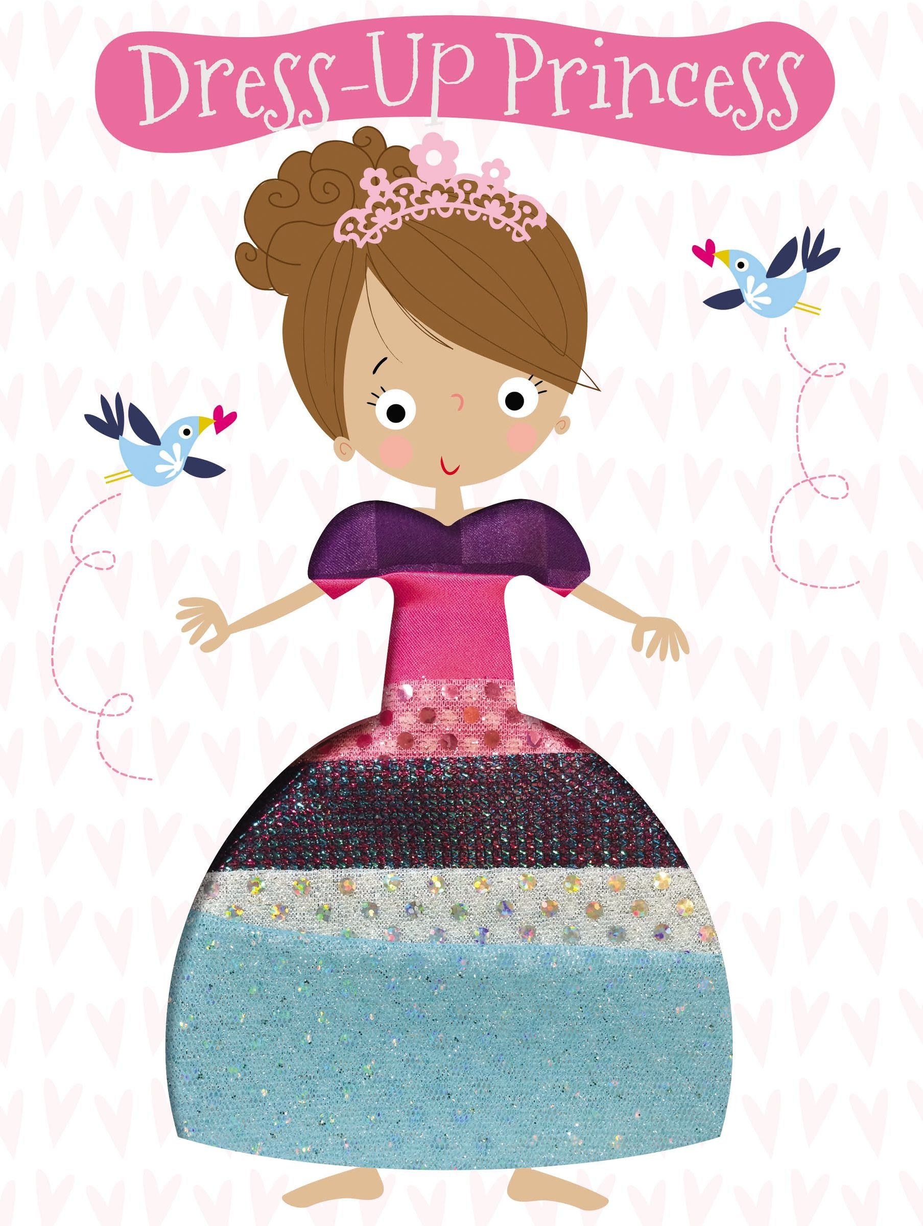 Read Online Dress-Up Princess pdf epub