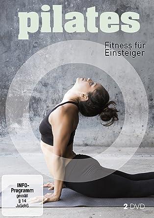 Pilates - Fitness Box für Einsteiger [Alemania] [DVD ...