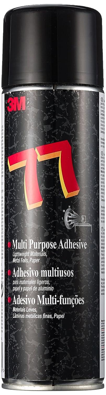 3M Spray77 Multi Purpose Adhesive, 500 ml, Beige 3M Deutschland GmbH (IBG) (EU)