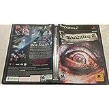 ***MANHUNT 2 PS2 PLAYSTATION 2 ***