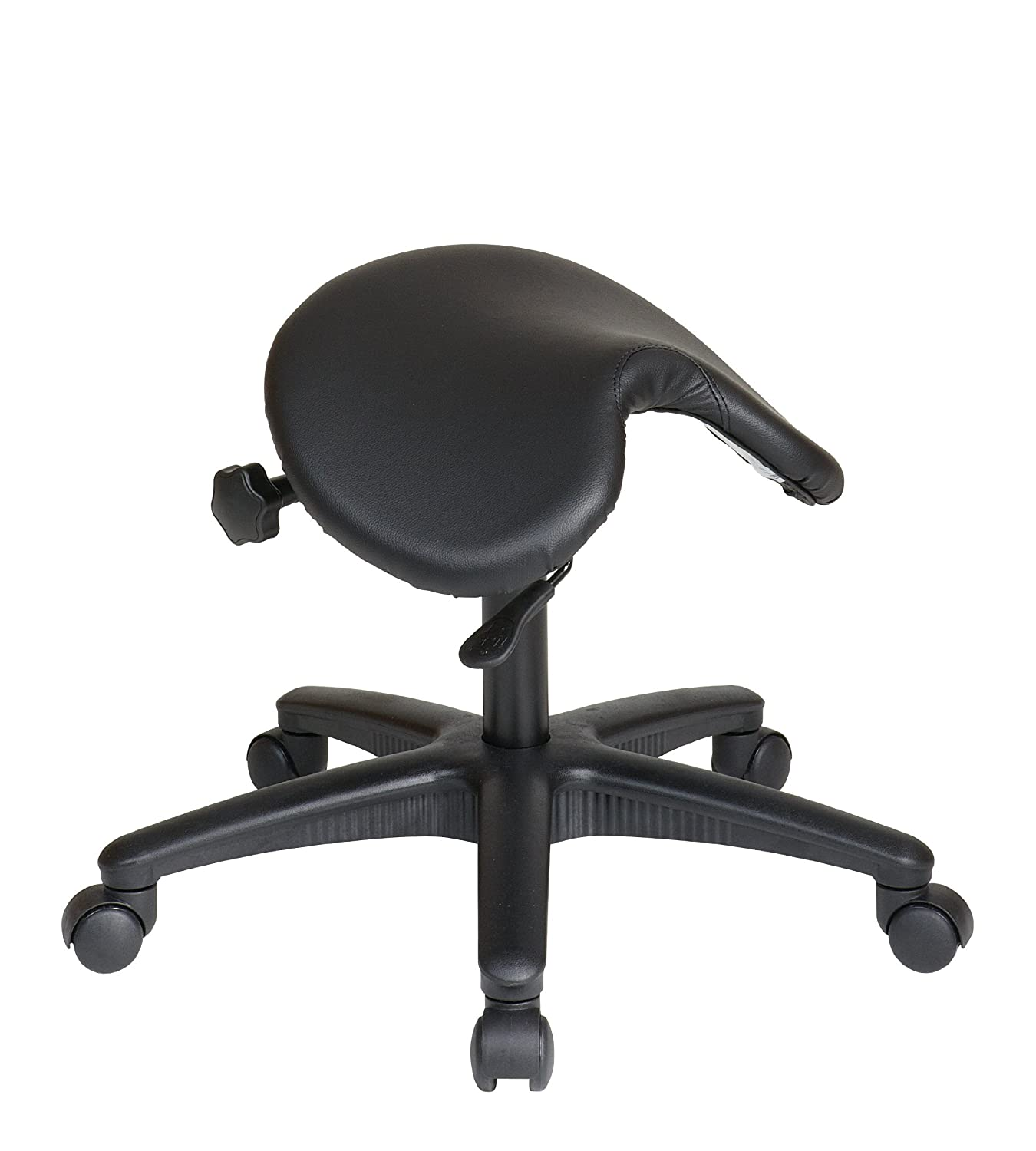 ergonomic chair betterposture saddle chair. amazoncom office star backless stool with saddle seat and angle adjustment black 19 to 24inch adjustable height kitchen u0026 dining ergonomic chair betterposture p