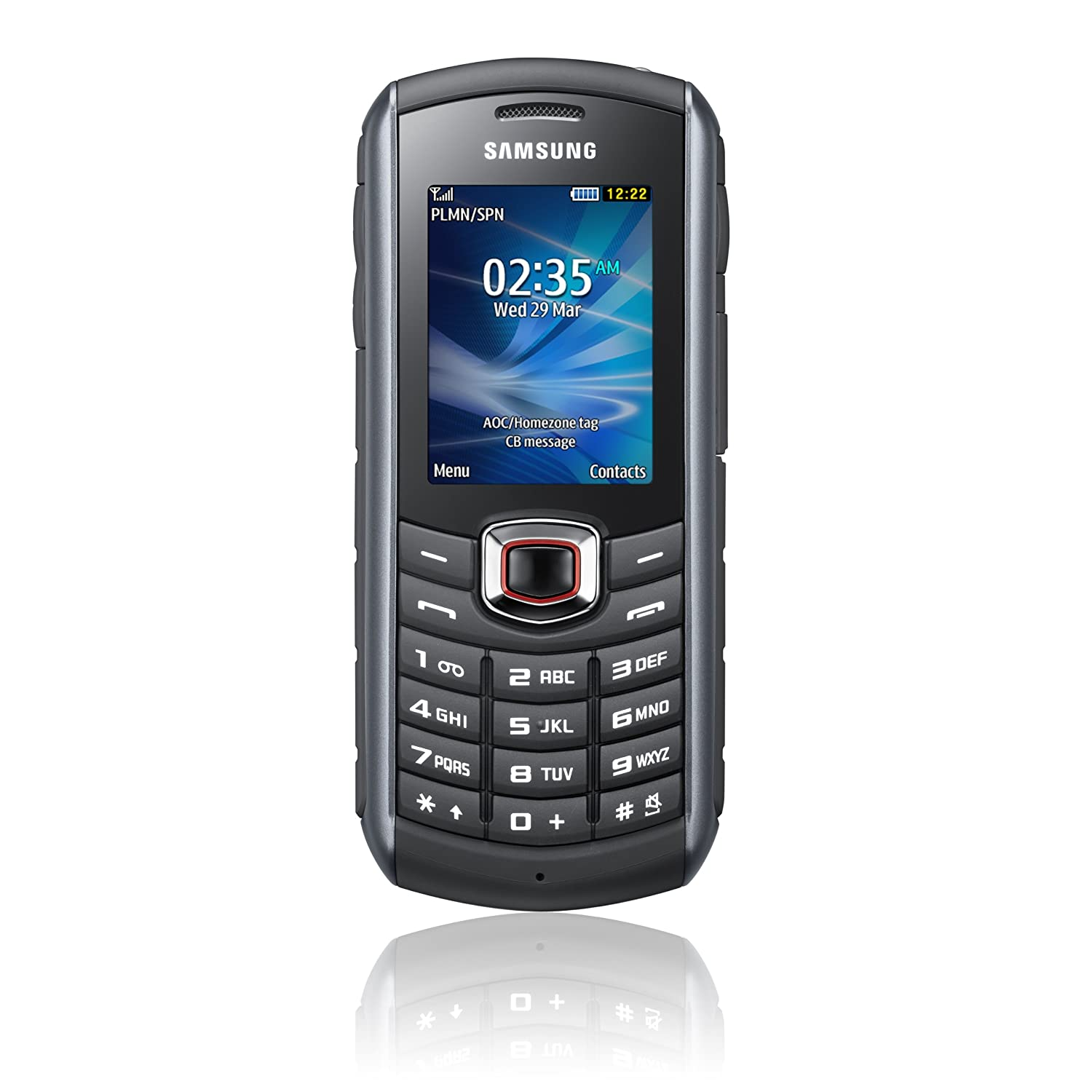 Samsung B2710 Solid Immerse Sim Free Mobile Phone: Amazon.co.uk: Electronics