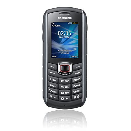 Amazon.com: Samsung GT-B2710, Dust And Water Resistant Unlocked ...