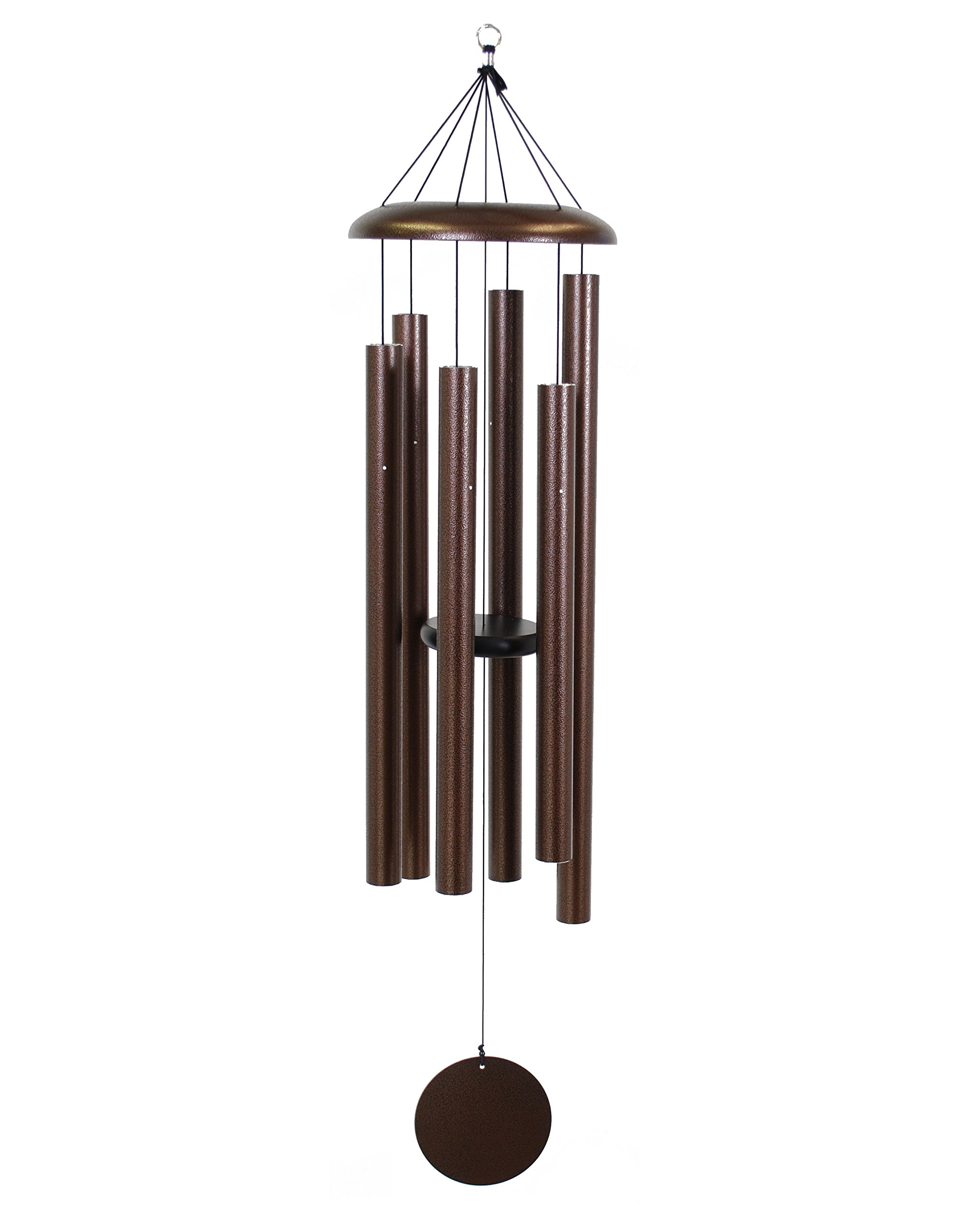 Corinthian Bells 53-inch Windchime, Copper Vein