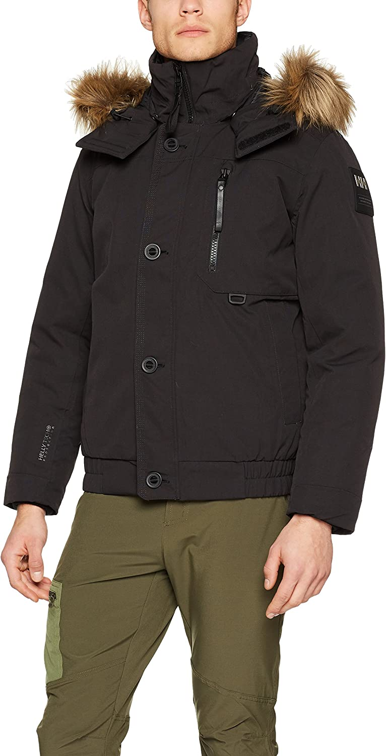 Helly Hansen Waterproof Bardu Bomber Jacket