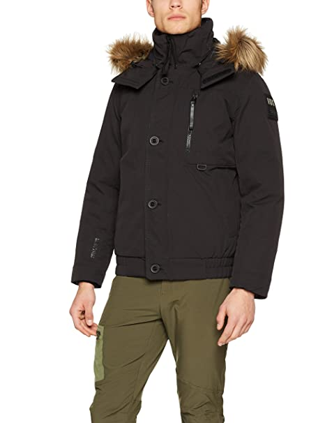 USA billig verkaufen helle n Farbe Billiger Preis Helly Hansen Waterproof Bardu Bomber Jacket: Amazon.co.uk ...