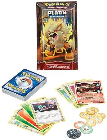 Pokemon karten themen deck amazon